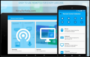 Top 5 App : Control PC / Laptop from Android Phone :supportmeindia.com ( this image taken from supportmeindia.com)
